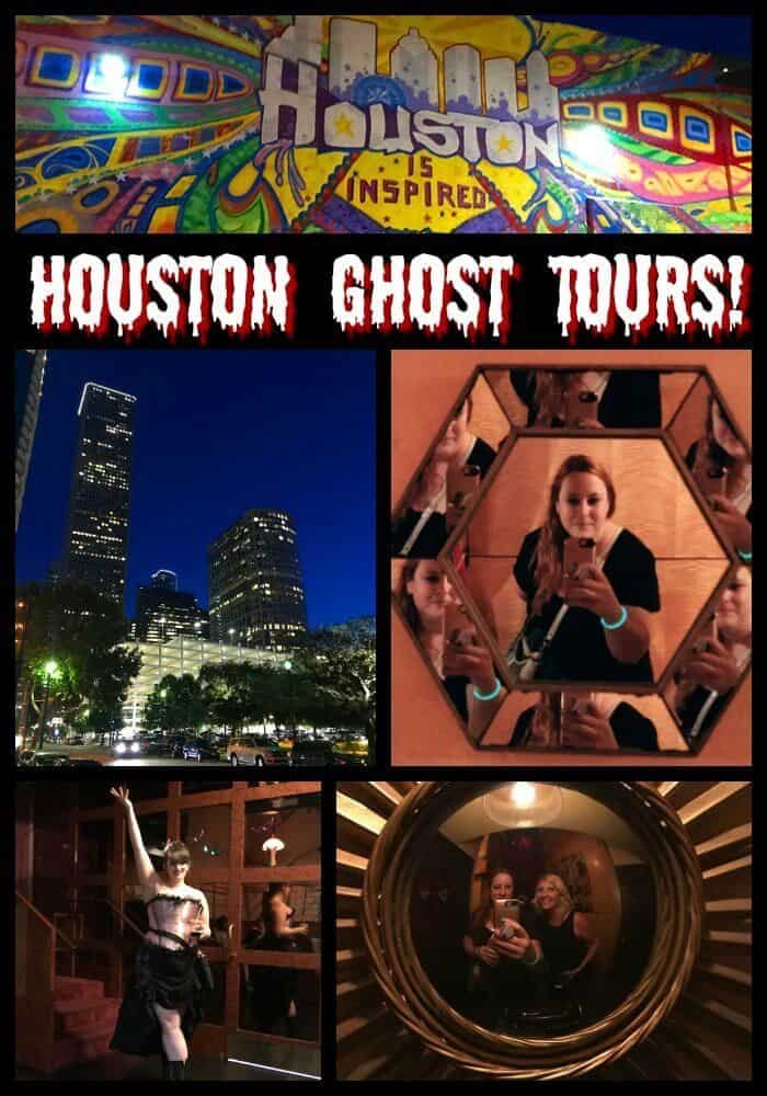 "Houston's Nightly Spirits Historic Haunted Pub Tours! If you are looking for a ghostly night out in Houston with ""spirits"", this is the tour for you! #travel #texas #houston #ghosts #tourism #bars #pubcrawl #ghost #spooky #haunted #usa"