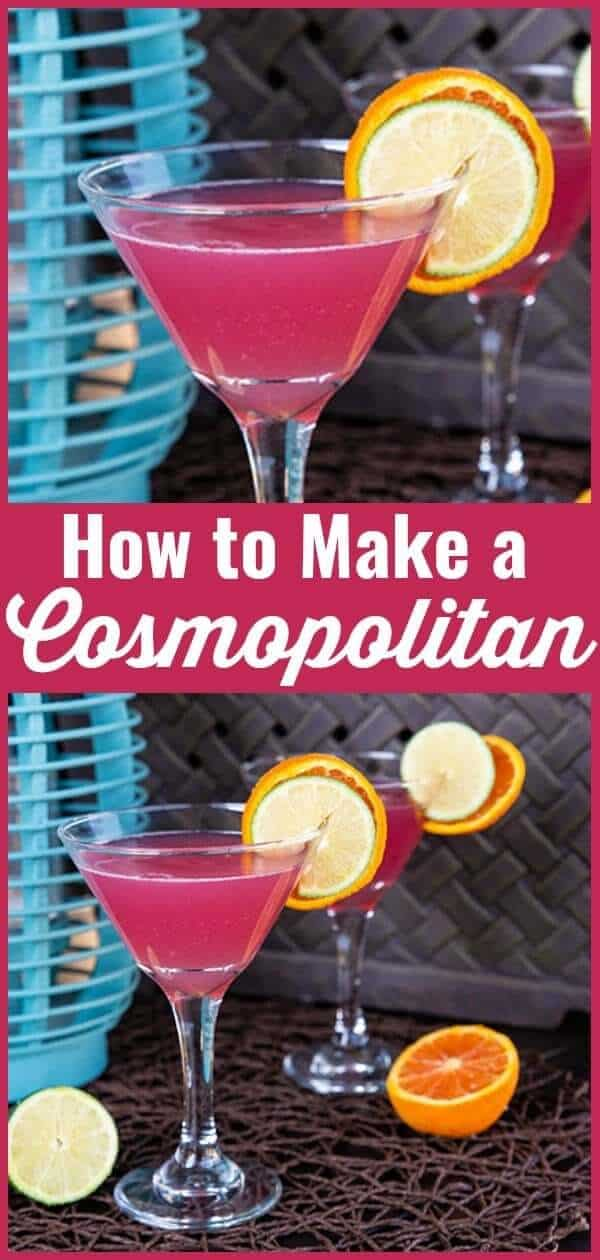 How-to-make-a-cosmopolitan-cocktail-drink How to Make a Cosmopolitan Cocktail Drink
