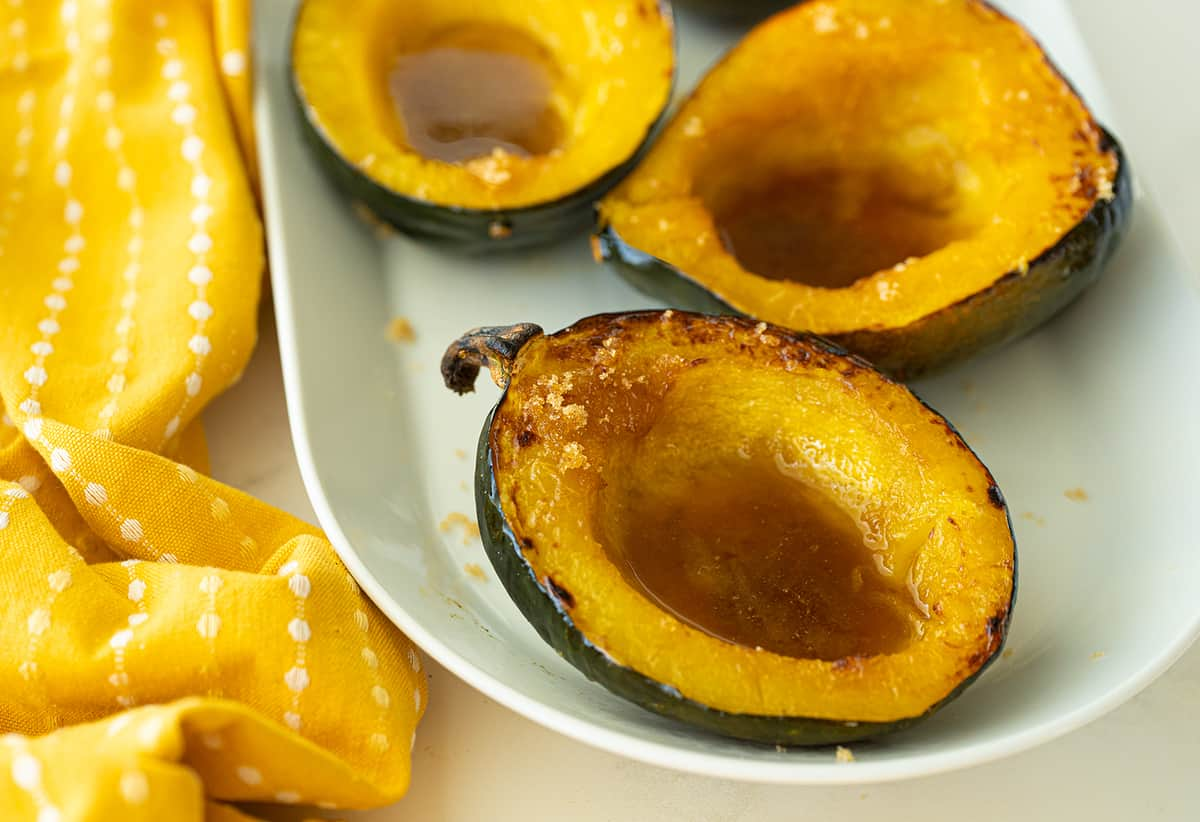 How To Cook Acorn Squash The Kitchen Magpie