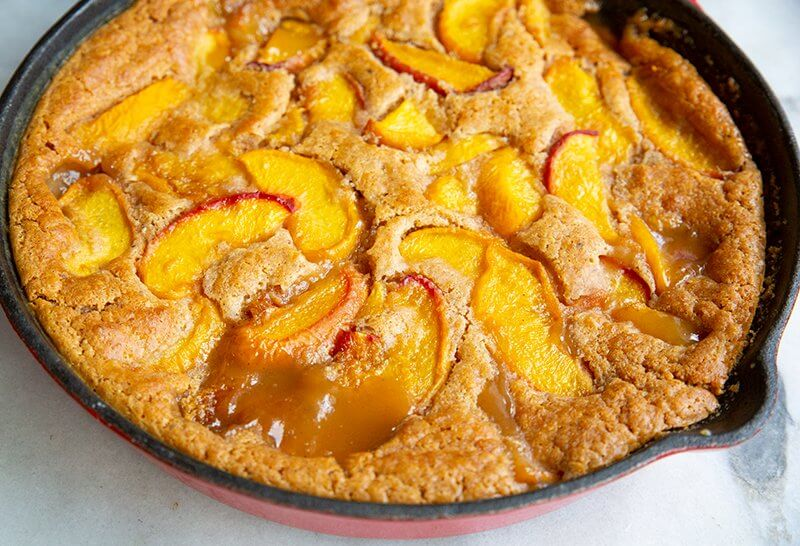 Bisquick™ Peach Cobbler Recipe