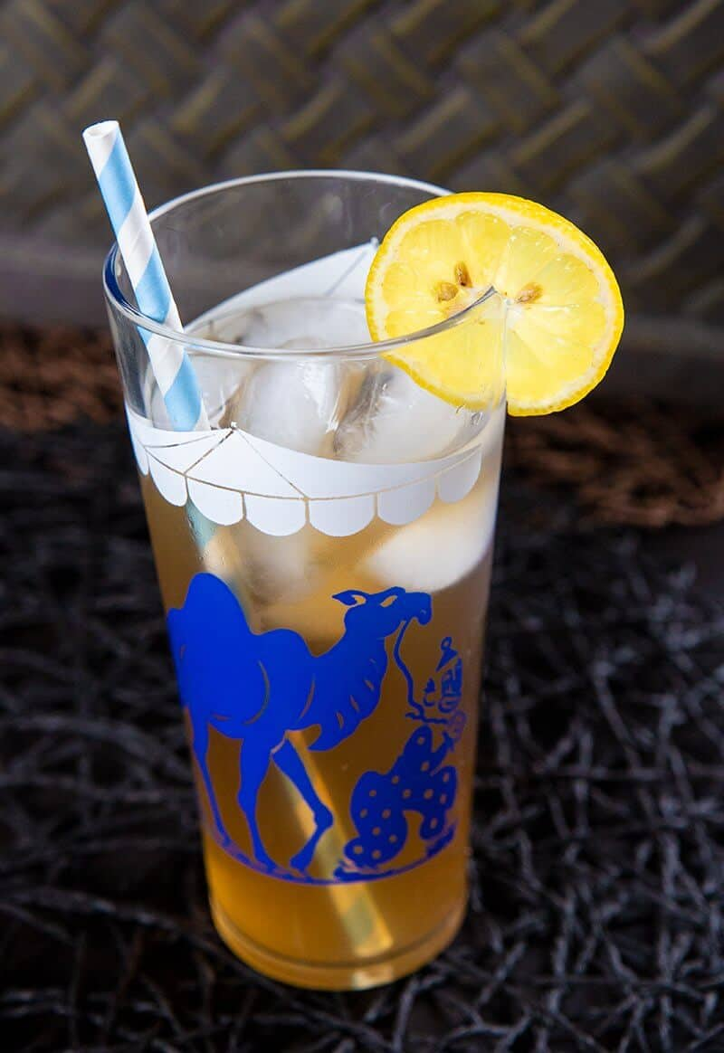 ArnoldPalmerDrink How to Make an Arnold Palmer Drink