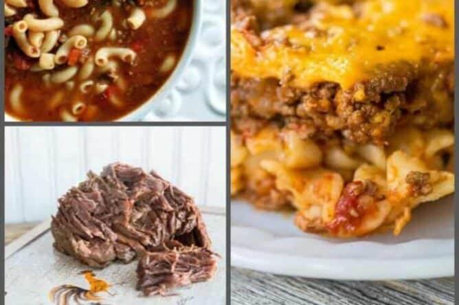 10 Dinner Recipes of 2018