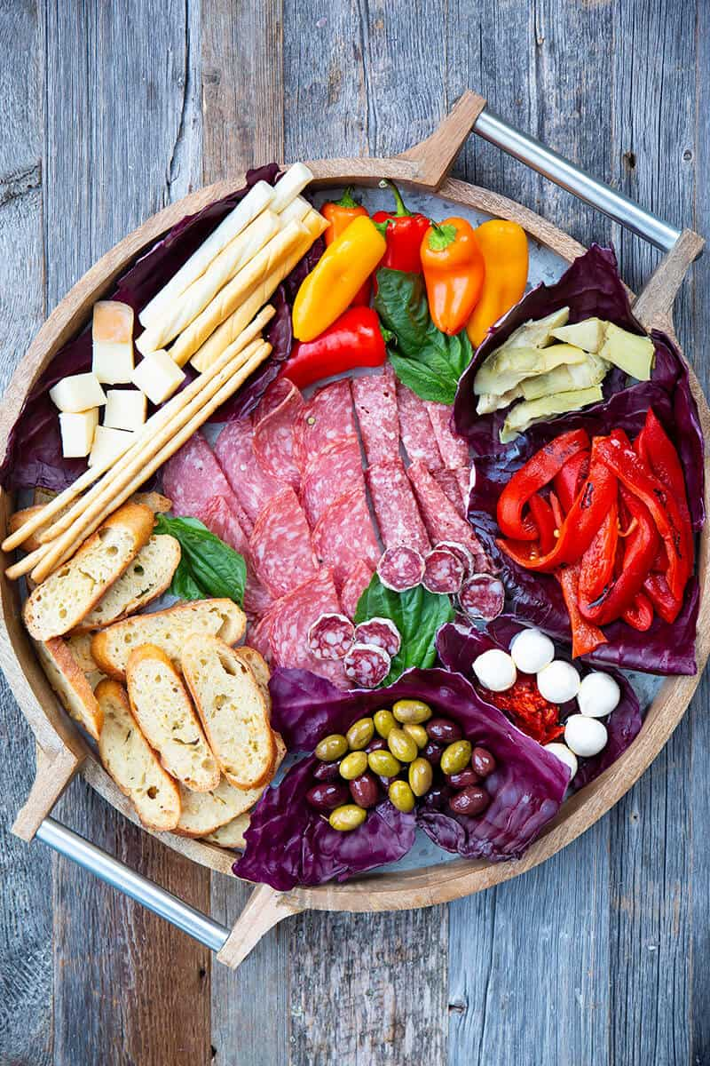 Antipasto Platter Recipe The Kitchen Magpie
