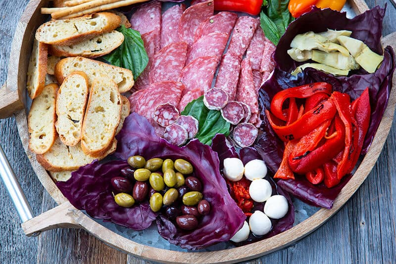 Antipasto Platter Recipe