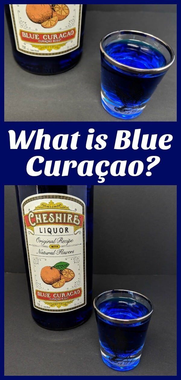 What is Blue Curaçao?