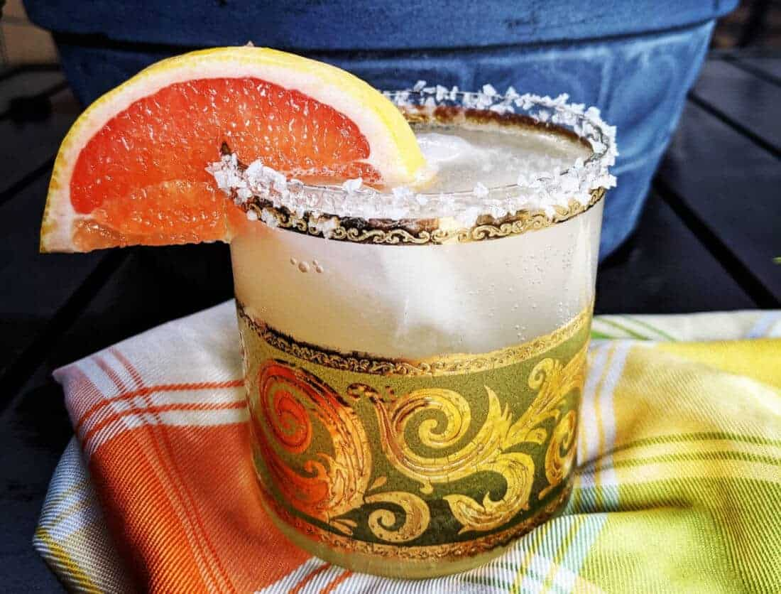 Paloma Cocktail Recipe - 1