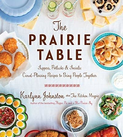 Second Cookbook, The Prairie Table