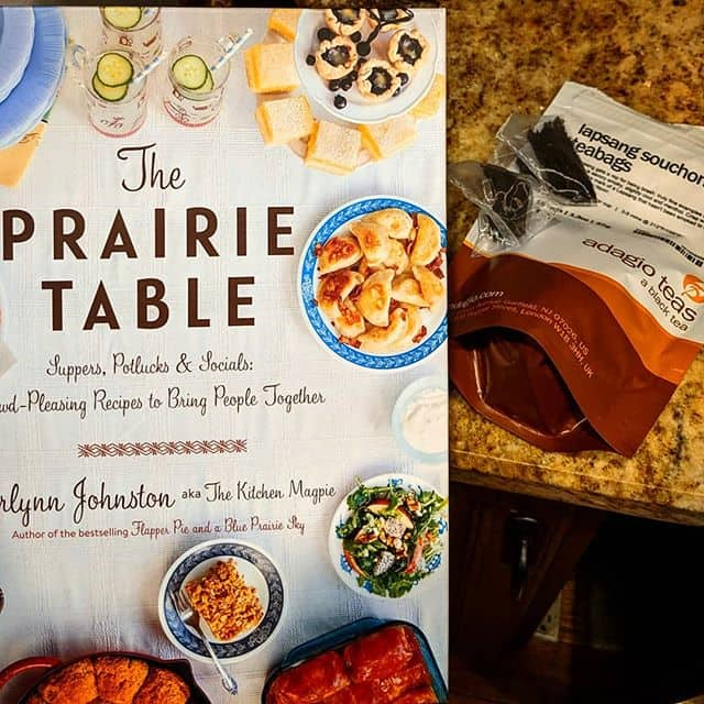 the prairie table cookbook and Smokey Simple Syrup recipe
