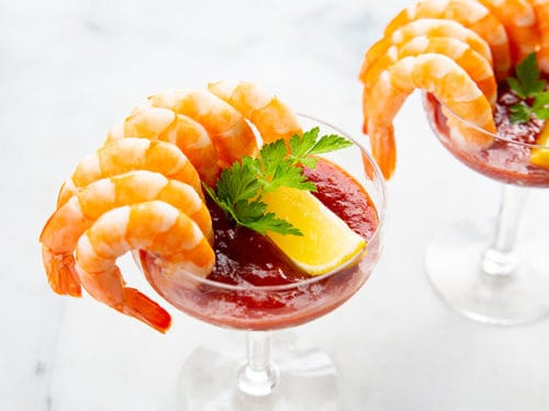 Classic Shrimp Cocktail Recipe The Kitchen Magpie