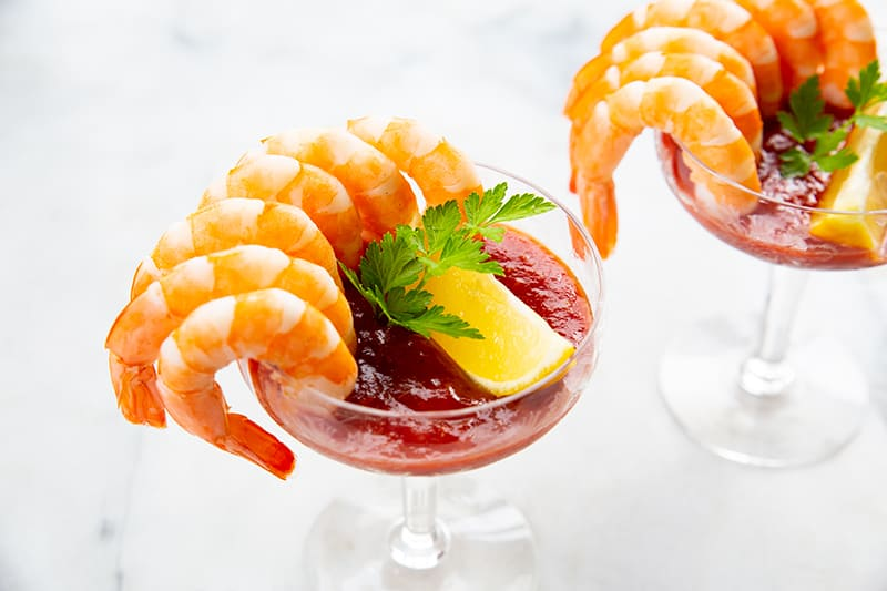 Classic Shrimp Cocktail