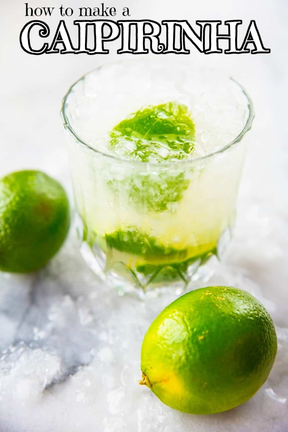 How To Make A Caipirinha The Kitchen Magpie