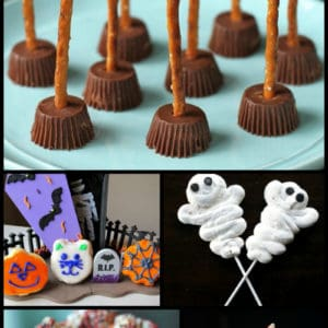 Simple & Easy Halloween Treats