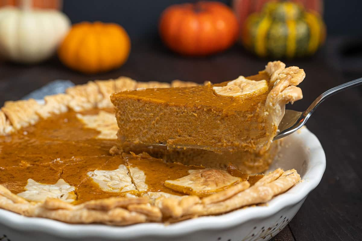 Libby's® Famous Pumpkin Pie Recipe