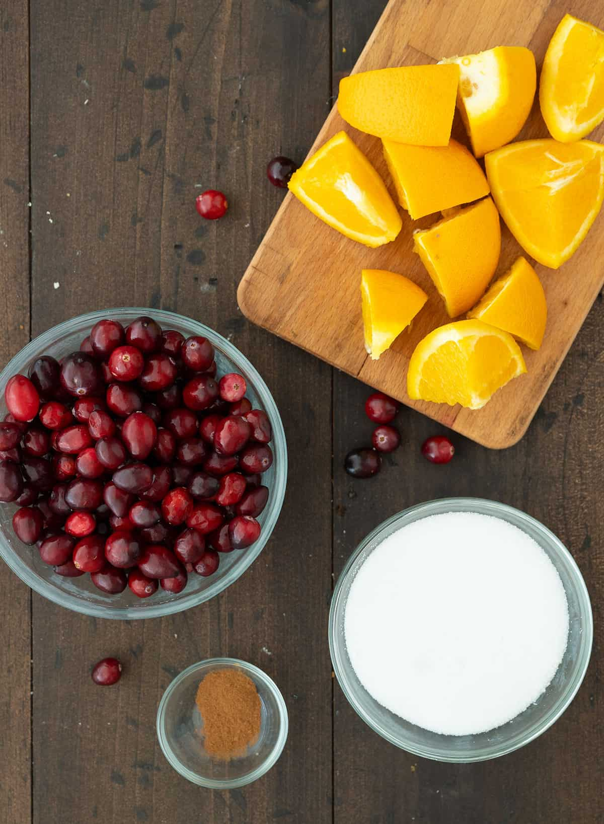 orange cranberry relish ingredients