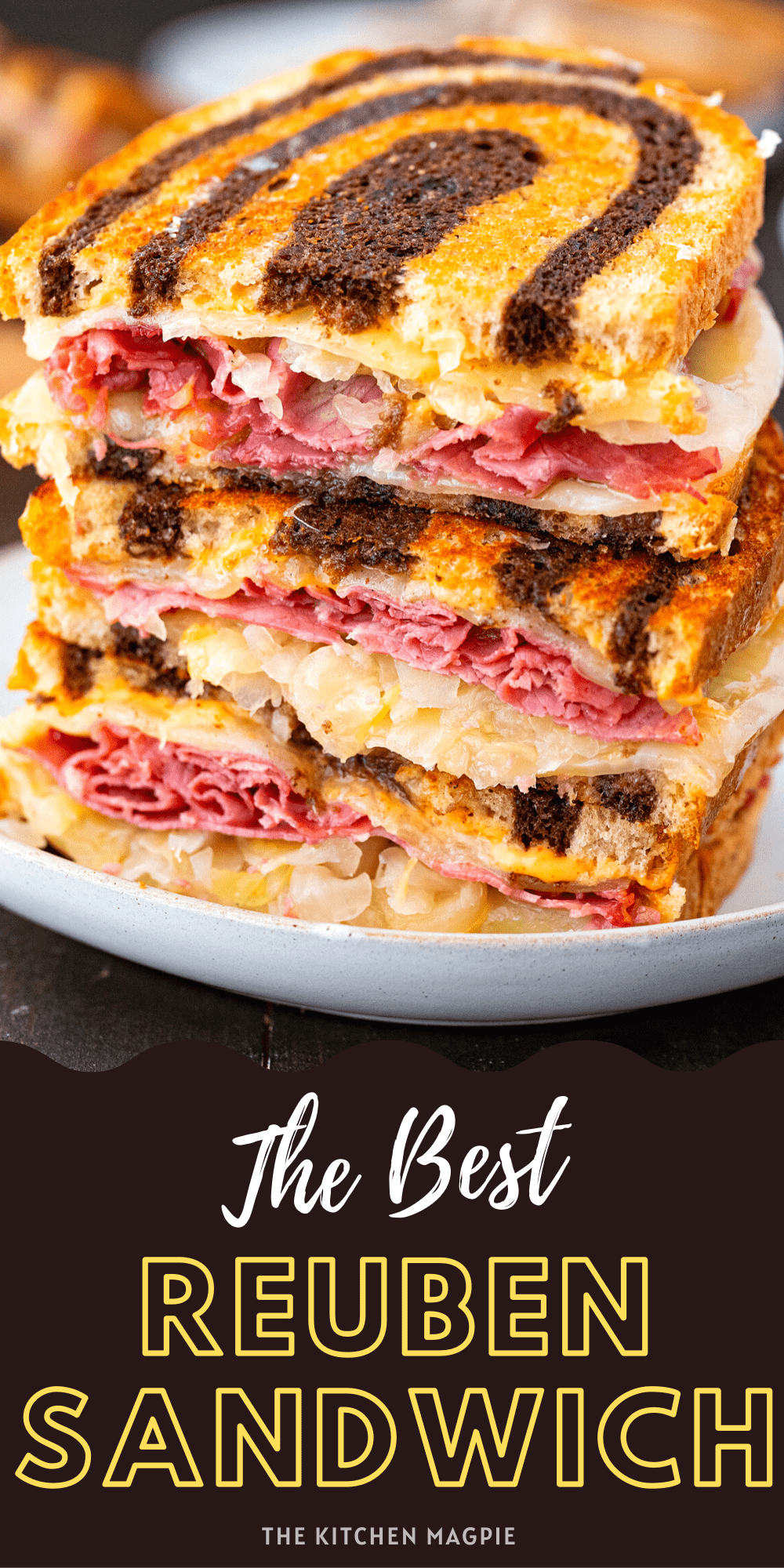 The Best Reuben Sandwich