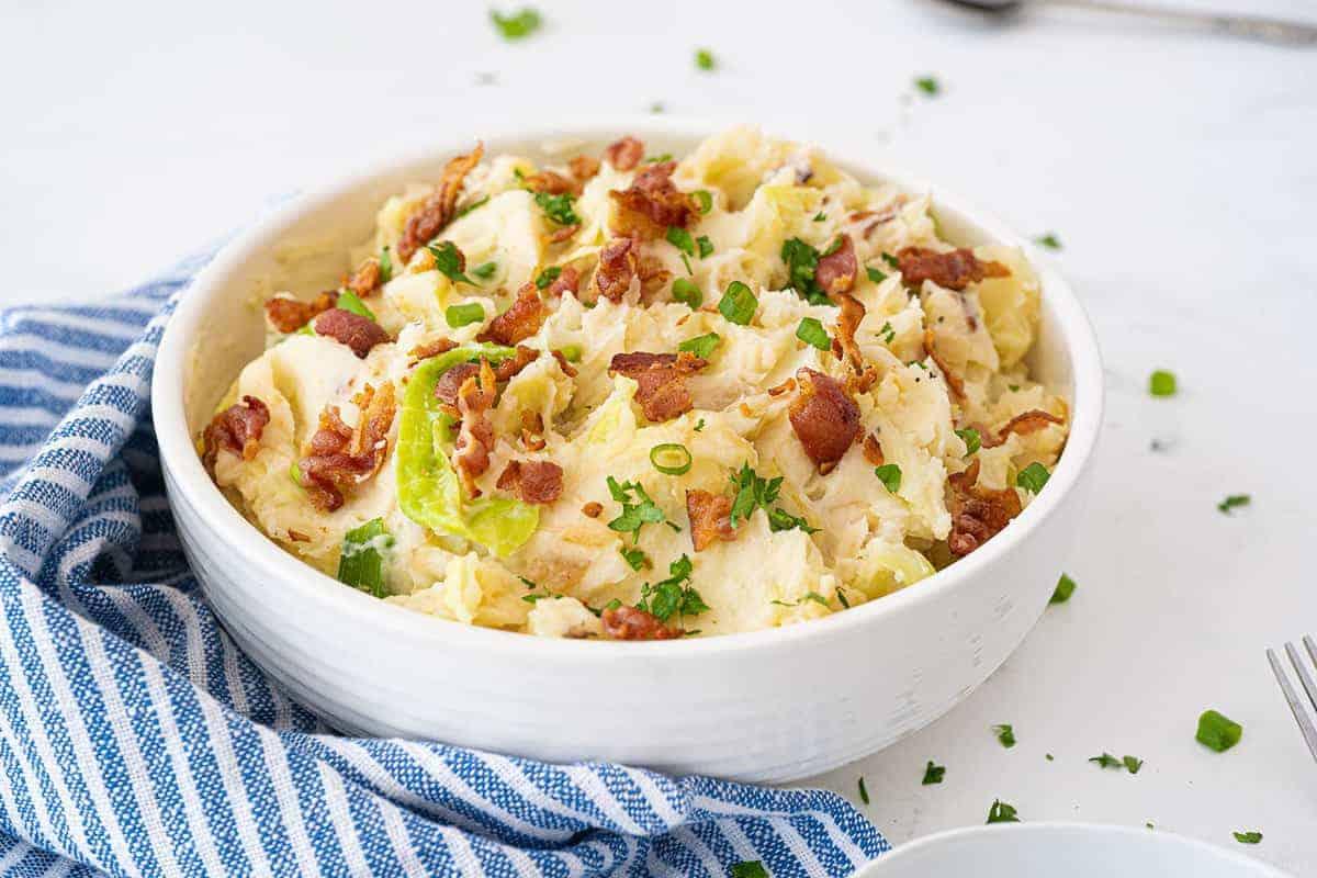 Colcannon (Irish Potatoes)