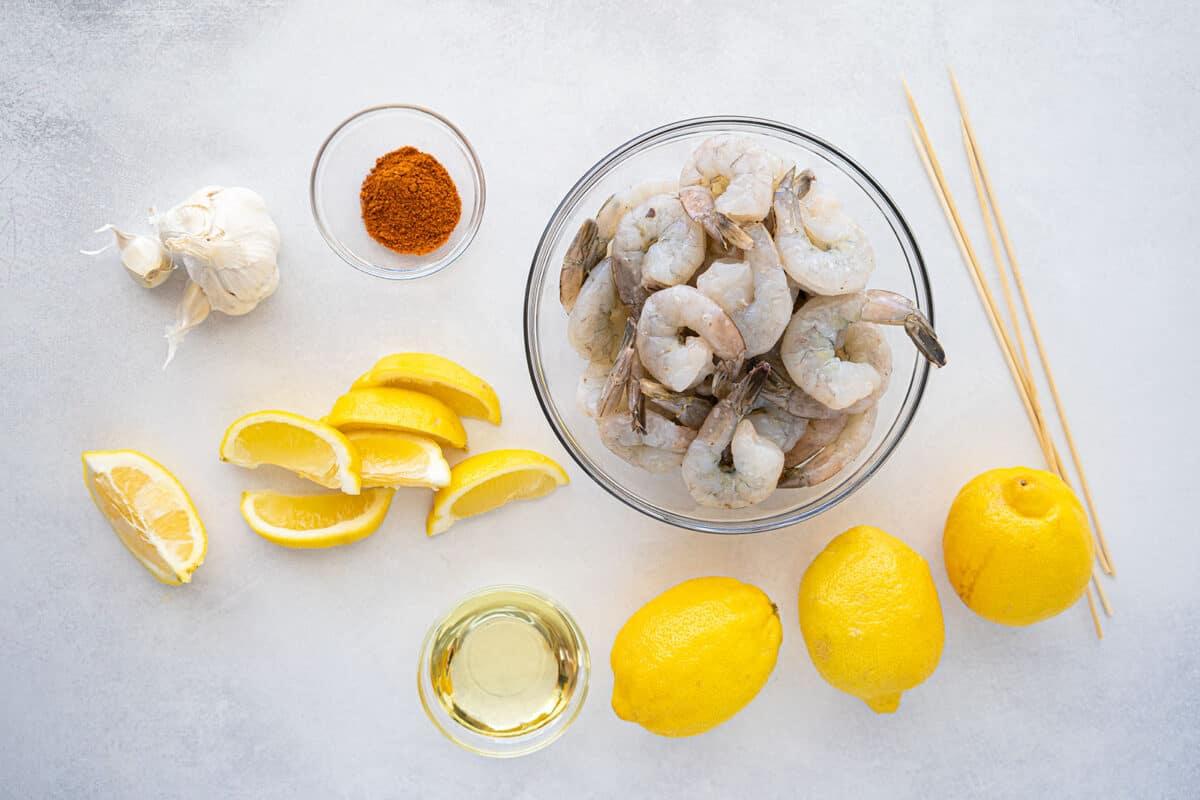 grilled shrimp ingredients